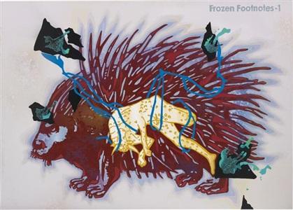 artwork by jitish kallat