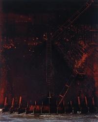 shipbreaking #38, chittagong, bangladesh by edward burtynsky