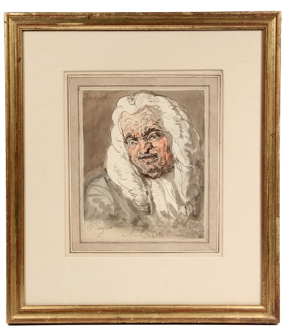 judge jeffreys by thomas rowlandson