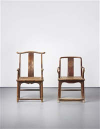 fairytale - chairs (in 2 parts) by ai weiwei