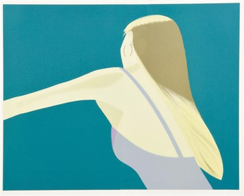 night william dunas dance i iv 4 works by alex katz