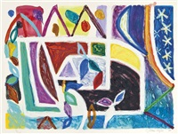 sound of silence by gillian ayres