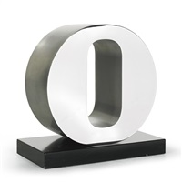 o by robert indiana
