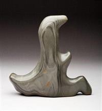 abstract bird forms by paniluk qamanirq