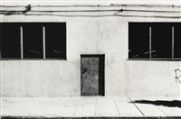 commercial building, pasadena by lewis baltz