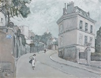la rue radignan, montmartre by max jacob