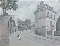 la rue radignan, montmartre by max jacob