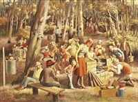 barbeque - the flasher by robert young