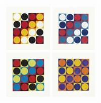 untitled (4 works) by antonio asis