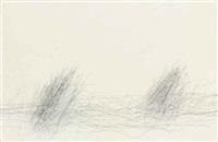 subway drawing (2.4.93 19:32) by william anastasi