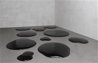 oil spills (in 10 parts) by ai weiwei