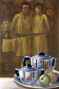 cena de família by juarez machado