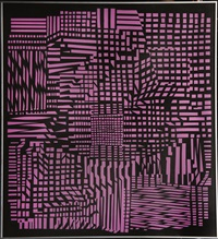 range, p1303 by victor vasarely
