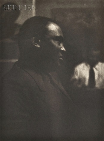 paul robeson by roy decarava