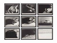 les dormeurs - patrick x (in 9 parts) by sophie calle