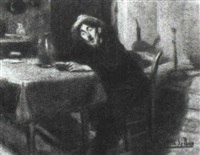 drunkard by constantin le roux