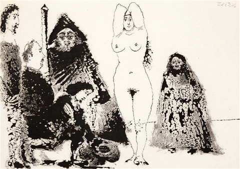 untitled: 26 mai iii 1968 by pablo picasso