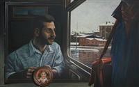 trio - things in the mirror by aydin ayan