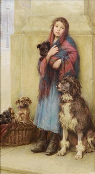 dogs for sale by p(ercy) harland fisher