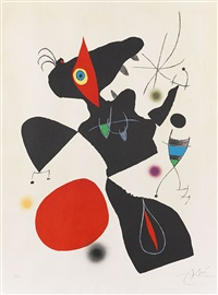 oda a joan miró, pl. 4 by joan miró