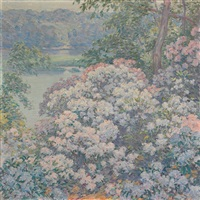 early spring flowers by william chadwick