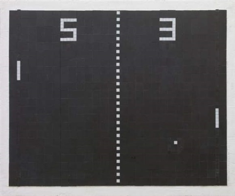 pong by invader