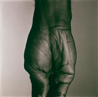 black hand, new york city by lynn davis