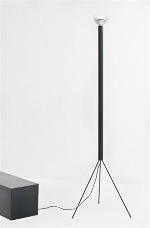 Lampada da terra modello Luminator von Pier Giacomo and Achille ...