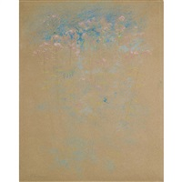 weeds and flowers by john henry twachtman