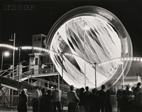the gyro, coney island by andreas feininger
