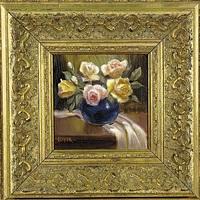 rose study by julie ford oliver