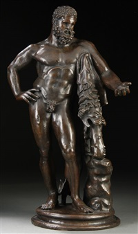 hercules by john quincy adams ward