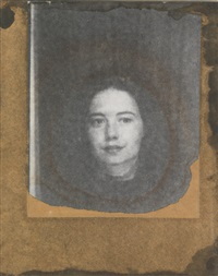 portrait of suzanne by joseph cornell