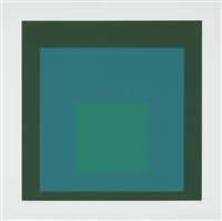 ek if, from: hommage to the square by josef albers