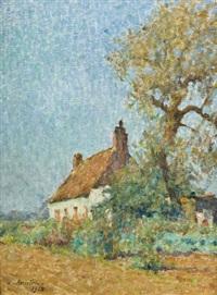maison à la campagne by emile ancelet