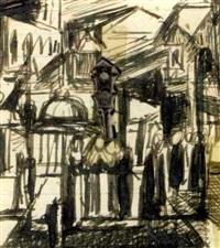 third avenue el - study by francis criss