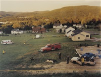 untitled (dead cow discovery) by gregory crewdson