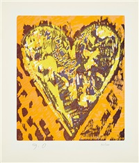heart for film forum by jim dine