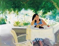 闲暇时光 (leisure days) by zhang jian