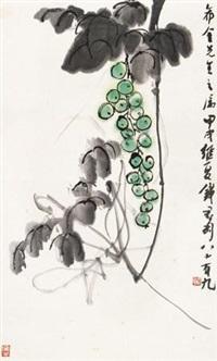 花卉 by qian juntao