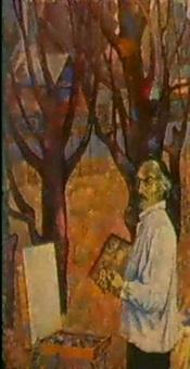autoportrait a l'automne by farkhat sabirzyanov