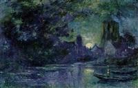 paisaje by f. leteurtre