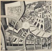 gallery of prints (prentententoonstelling) by m. c. escher