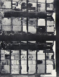 walls paper (book w/144 works, quarto, first ed.) by gordon matta-clark