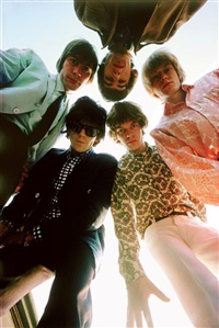 the rolling stones by art kane