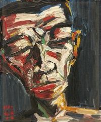 face by ahn chang-hong