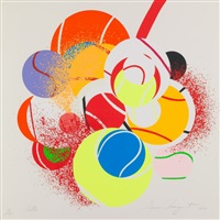 balls by james rosenquist
