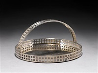 grid basket by josef wagner and koloman moser