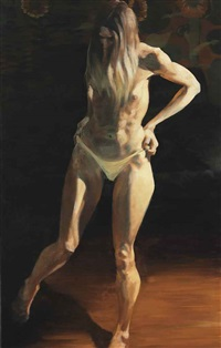 questionable pleasure #1 by eric fischl