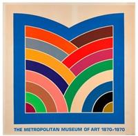 metropolitan museum of art 1870-1970 by frank stella